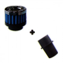 Kartergáz szűrő 25 mm Kék SIMOTA